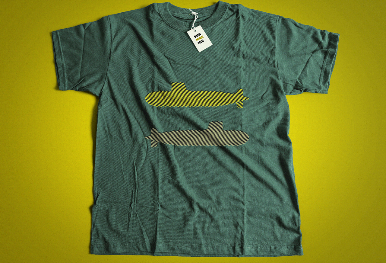 t-shirt-submarine